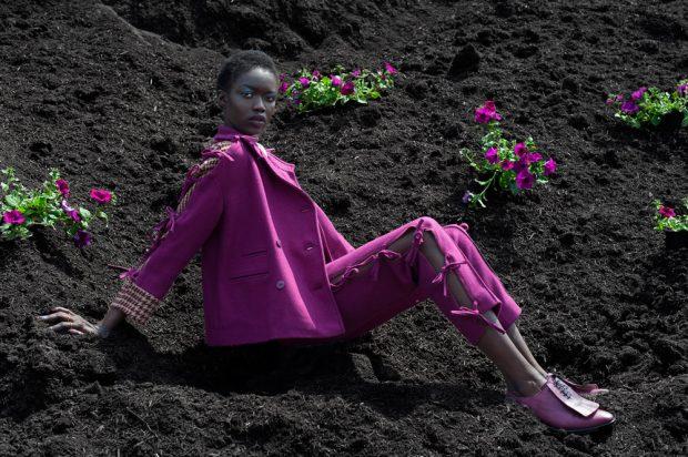 Suit - Christa Van Der Meer Blouse - Selected Femme via Zalando Rings - Fossil Shoes – DUYF
