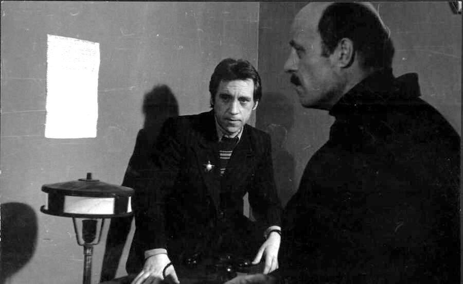 """""""Мнсто встречи изменить нельзя"""", 1979 год."""