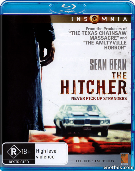 Попутчик / The Hitcher (2007/BDRip/HDRip)