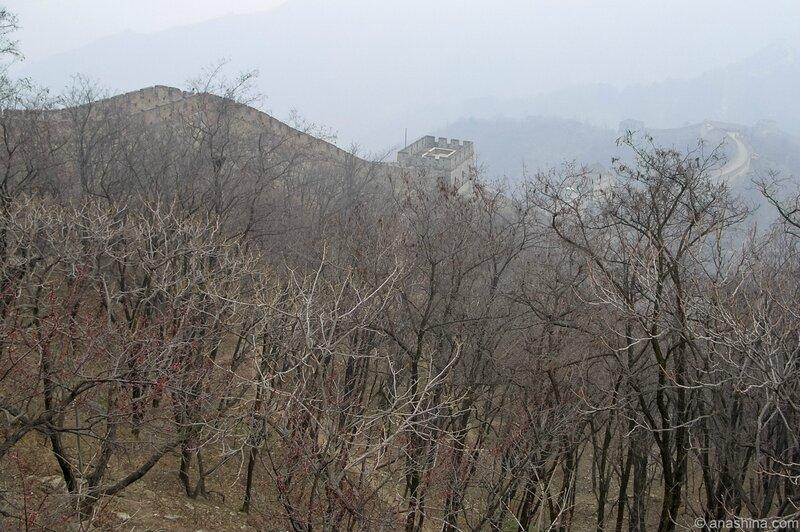 Великая китайская стена, Мутяньюй