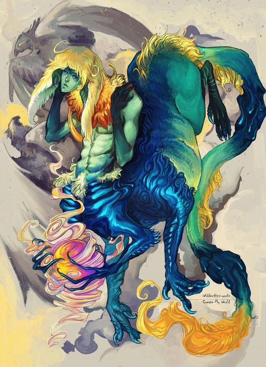 Creative Digital Art by Widdershins-Works