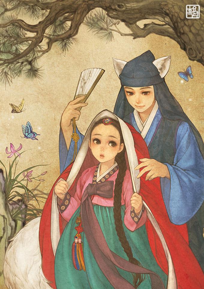 Na Young Wu: Conto de fadas ocidental
