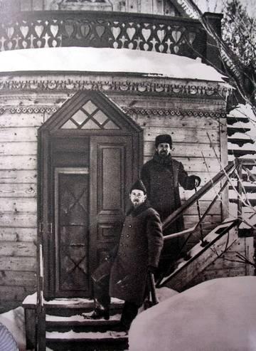 """Флигель в Мелихово, где была написана """"Чайка"""""""
