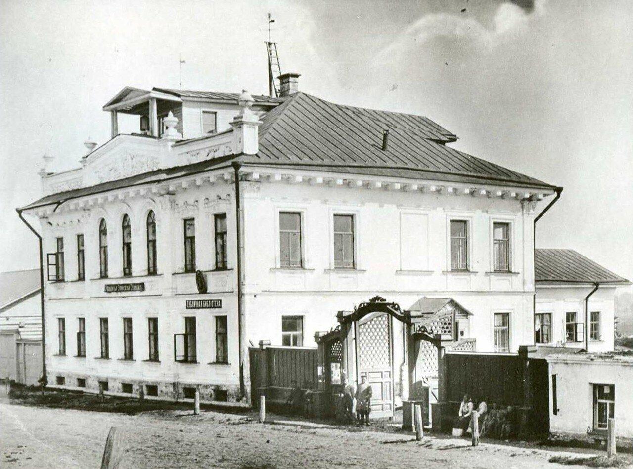 Дом Дворянского собрания, казначейство