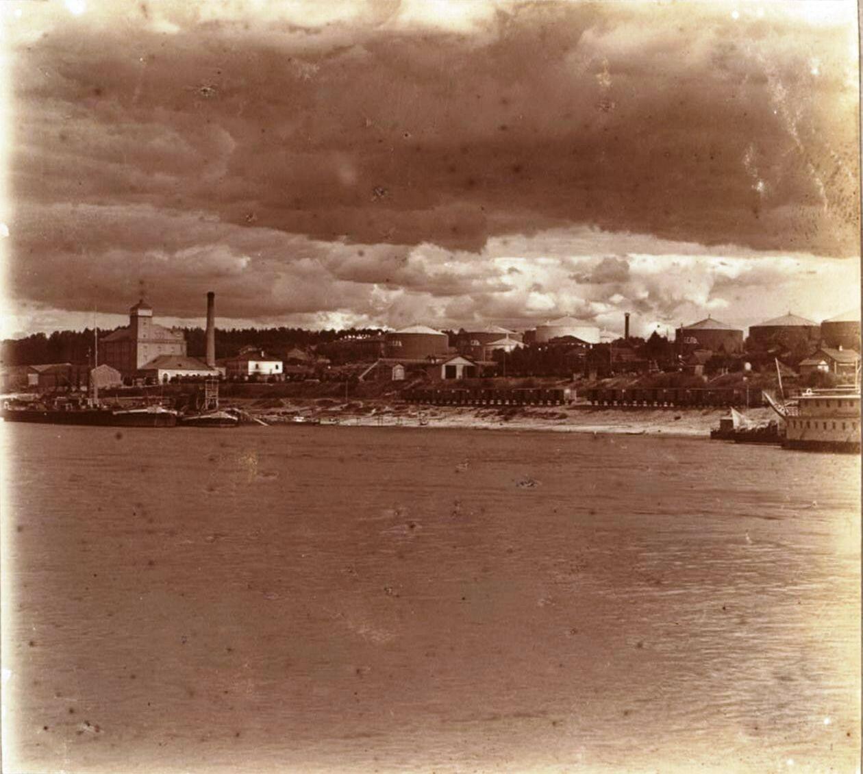 Окрестности Рыбинска. Копаево