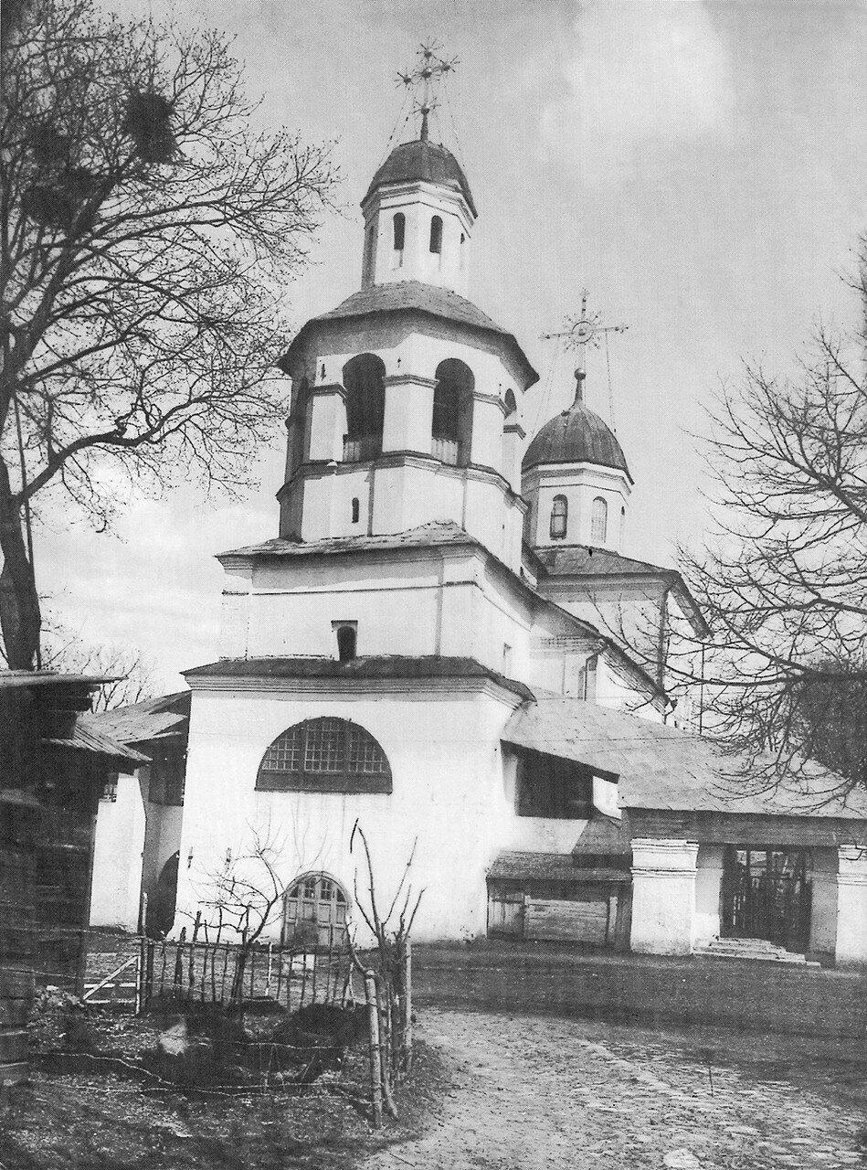 Собор Вознесенского монастыря. 1910—1915