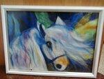 Львов Руслан (рук. Разумова Татьяна Сергеевна) - Белая лошадь