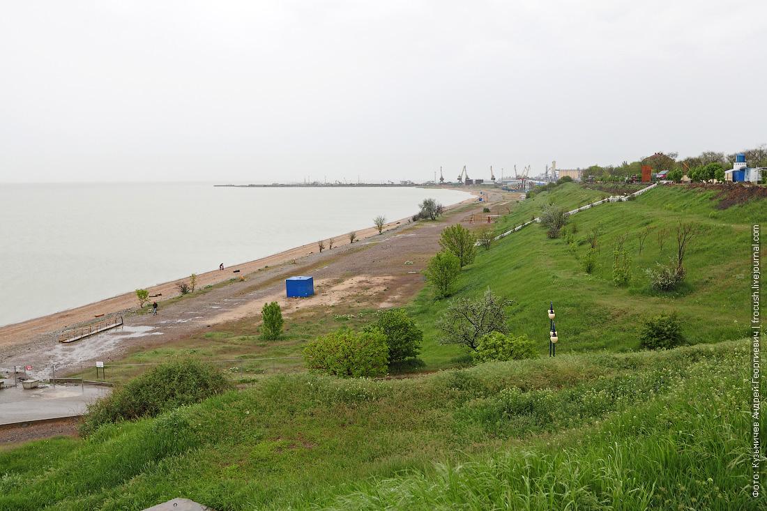 Ейск — город-курорт на берегу Азовского моря