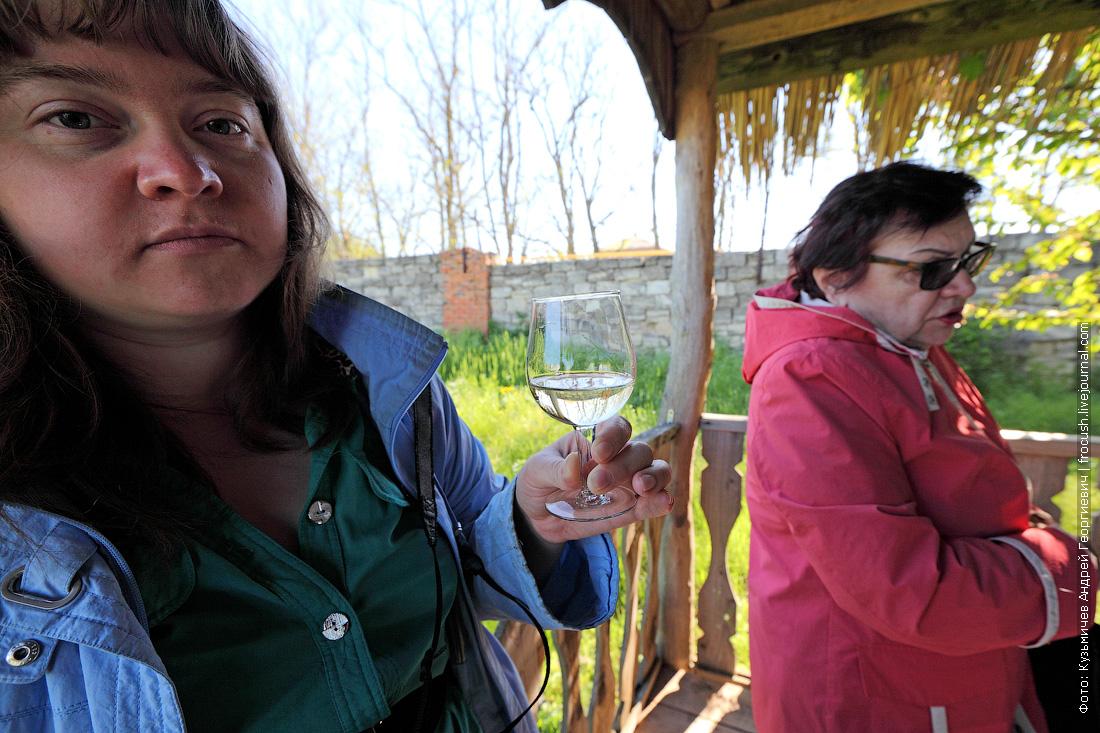дегустация на винодельне Ведерников