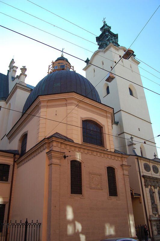 Кафедральный собор во Львове