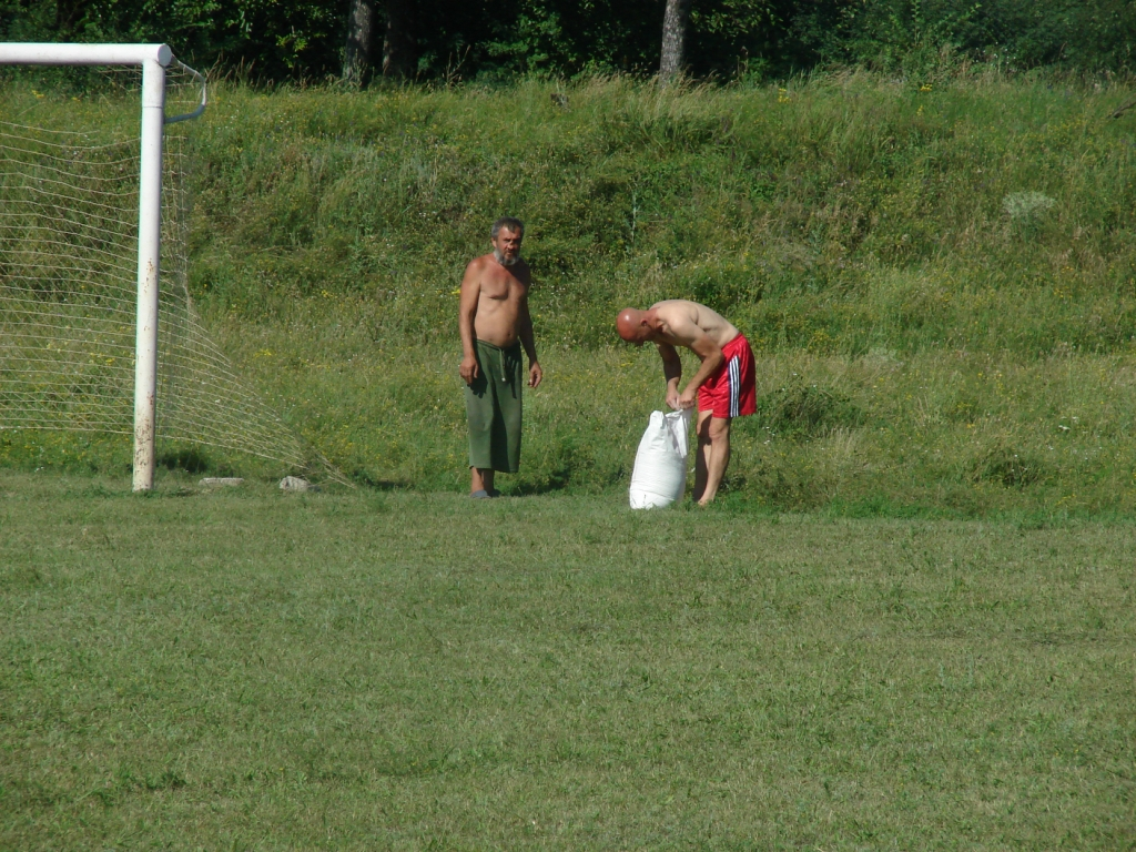 Низовий футбол неозброєними оком. Виїзд на матч чемпіонату району - изображение 31