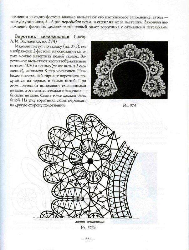 Белозёрова И. Е., Блинова Л. И. - Русское кружево: Школа плетения на коклюшках.  (Плетение на коклюшках) 2005, JPG...