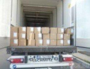 Продукцию АО «Инкомлак» вернули из России обратно в Бельцы