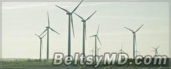 Ветряки в Молдове