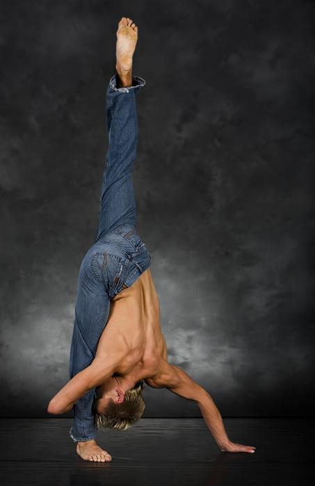 Танцующие фотографии Richard Calmes