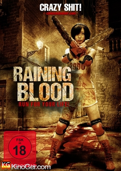 Raining Blood - Run for Your Life! (2014)