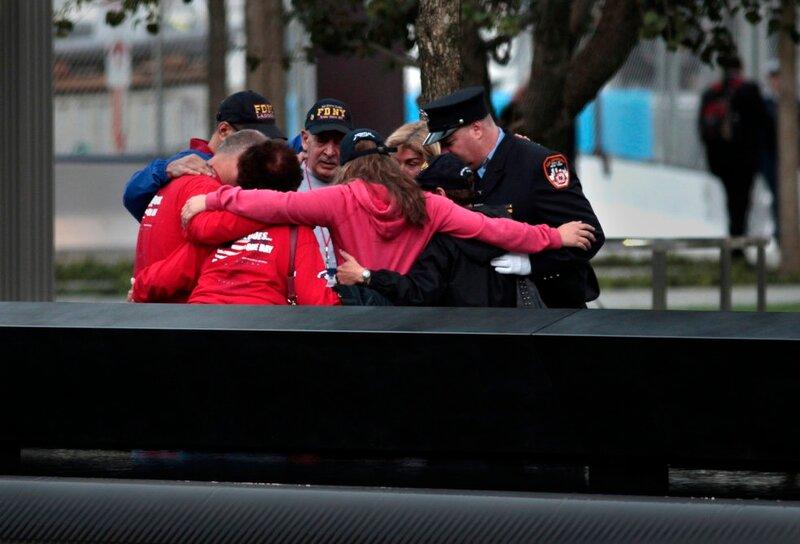 Мемориал 9/11 в США