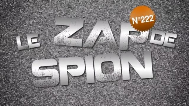 Le Zap de Spi0n n°222