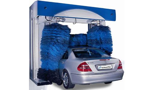 Автомойка Washtec – чудо для мытья машин