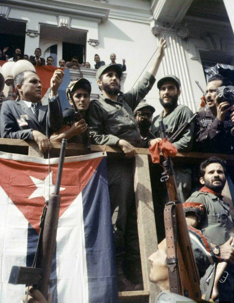 a history of communism in cuba Fidel castro orchestrated the cuban revolution and was the head of cuba's government until 2008  history will absolve me  he merged cuba's communist party with his revolutionary.