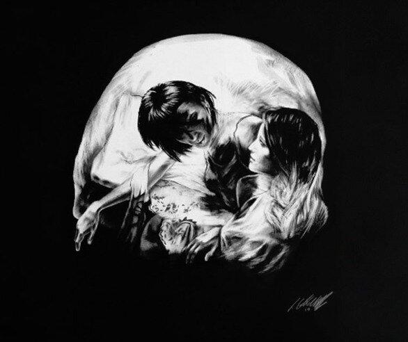 Картины из жизни черепов!Шоумен ...: kolbin.ru/archives/15886