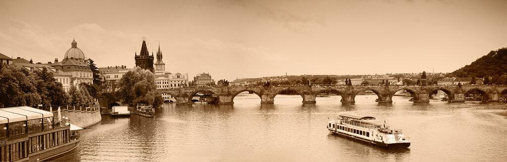 красивые фотографии Праги. панорамы
