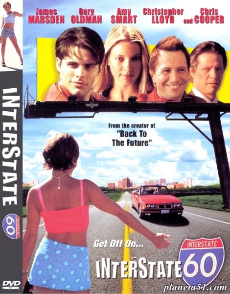 Трасса 60 / Interstate 60 (2002/DVDRip)