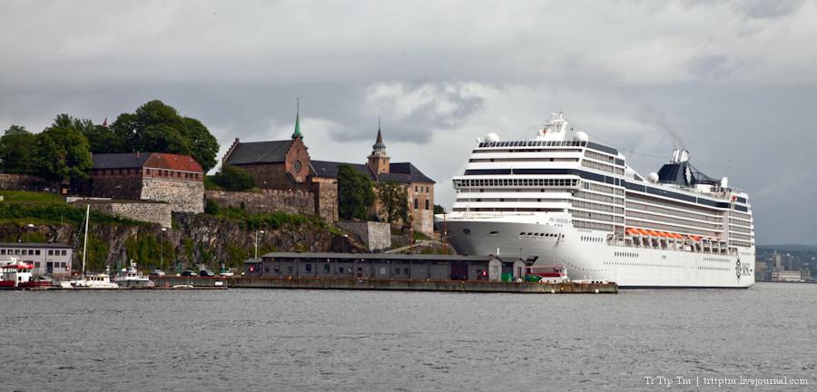Осло. Из глубины веков молодой на вид.