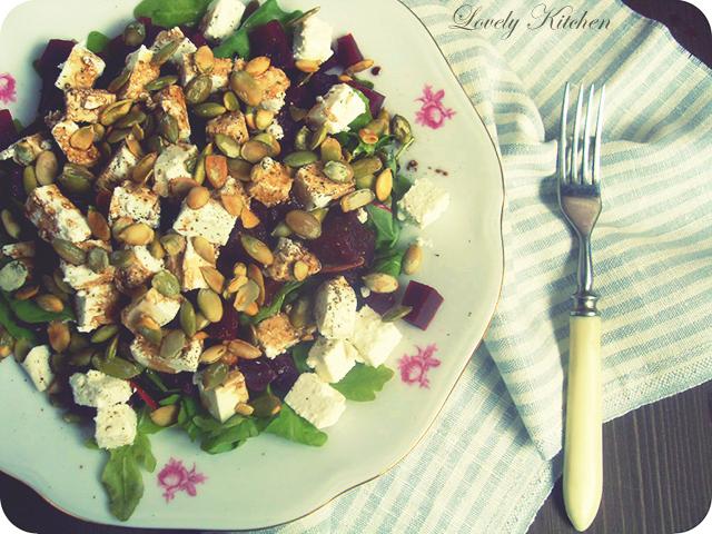 Салат закуска летняя рецепт