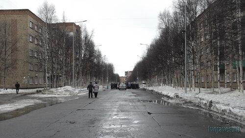 Фото города Инта №6551  Горького 9 и 6 20.04.2014_10:37