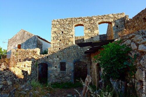 греция, крит, лаппа