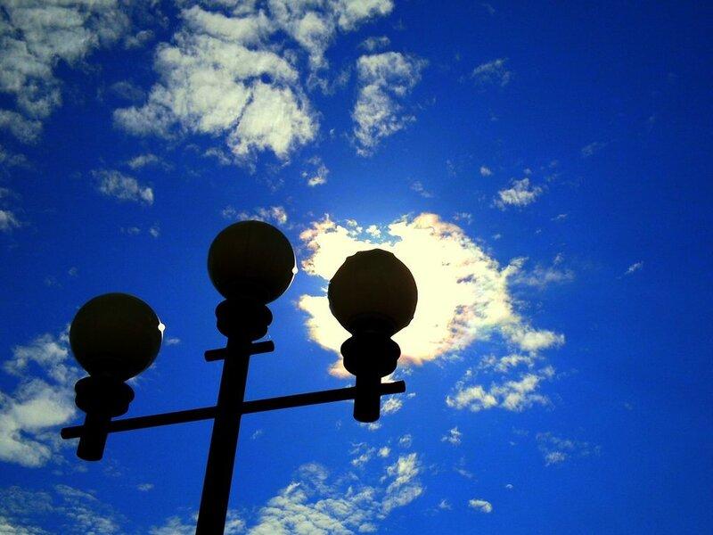 Радужные облака 2011.07.16