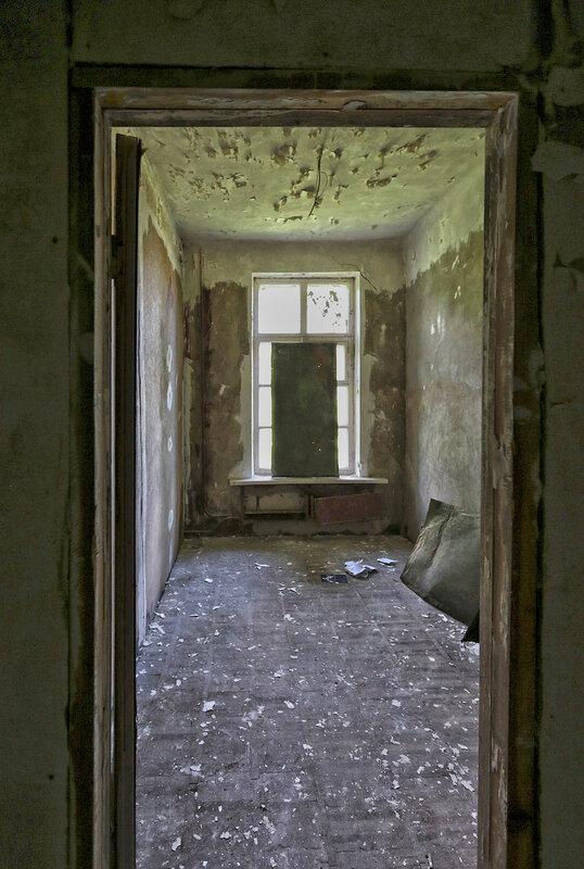 Бывшие жилые комнаты
