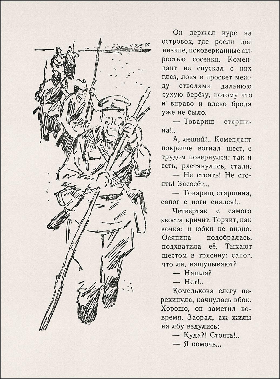 П. Пинкисевич, А зори здесь тихие