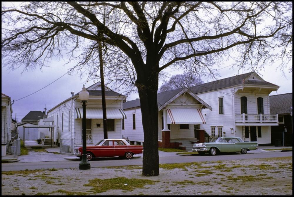 Зима в Чикаго, 1967 год.