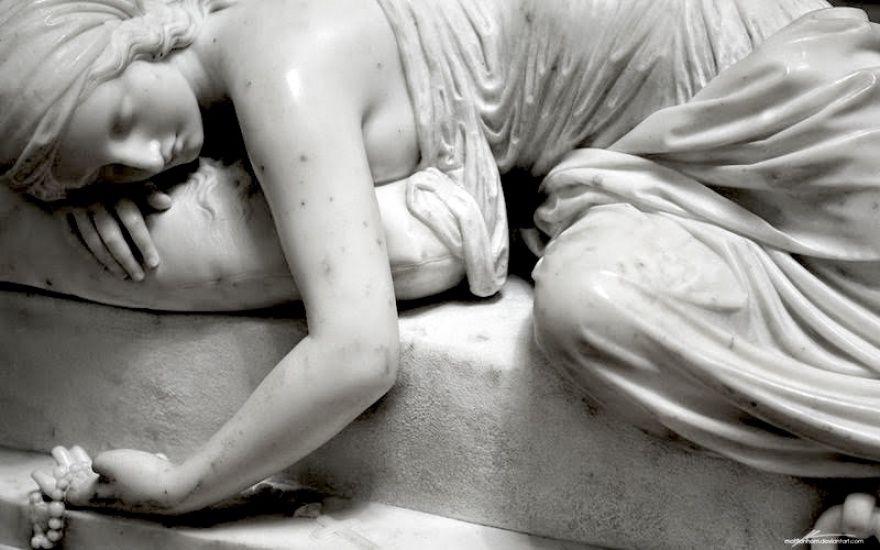 12. Беатриче Ченчи Харриет Хосмер, 1857.