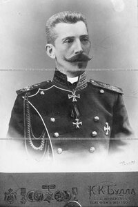 Генерал- майор Иван Яковлевич Кульнев (портрет).