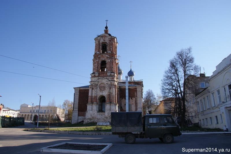 Касимов - Церковь Успения Пресвятой Богородицы