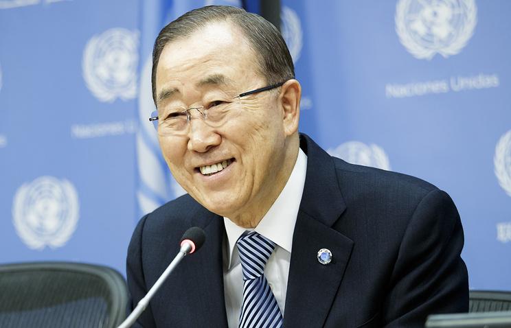 Уходящий генеральный секретарь ООН сравнил себя сЗолушкой