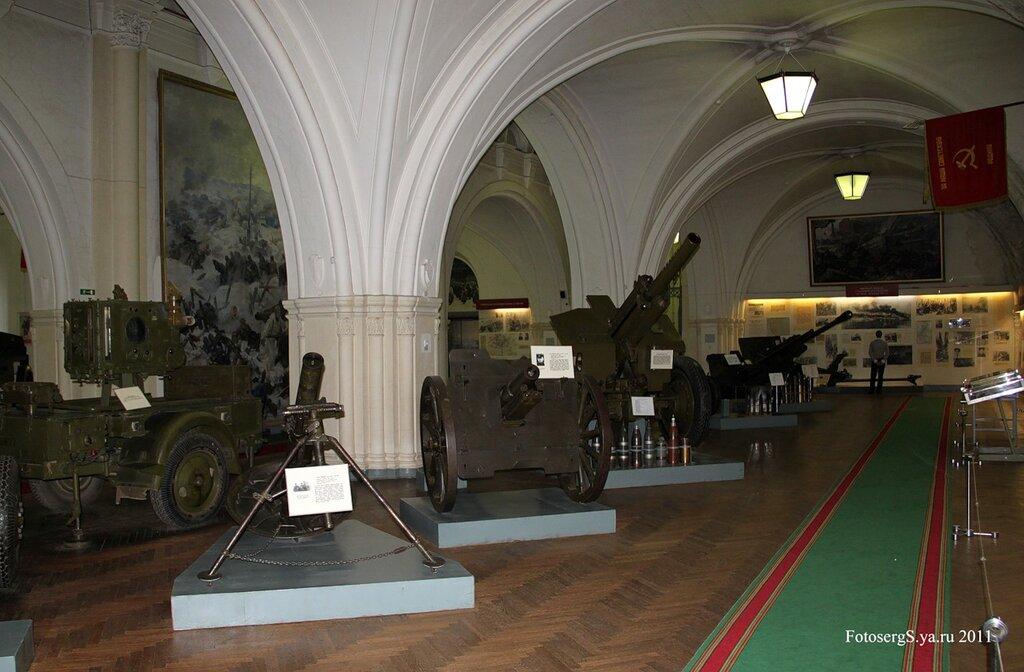 120-мм миномет обр. 1938 г. ст. сержанта А. Шумова