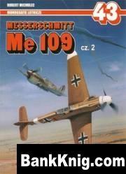 Книга Monografie Lotnicze 43. Messerschmitt Bf-109, p.2