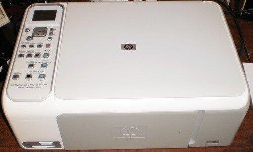 Hp Photosmart C4183 драйвер скачать Windows XP