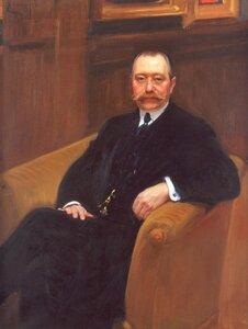 Г.П.Шлейфер, портрет работы А.Мурашко