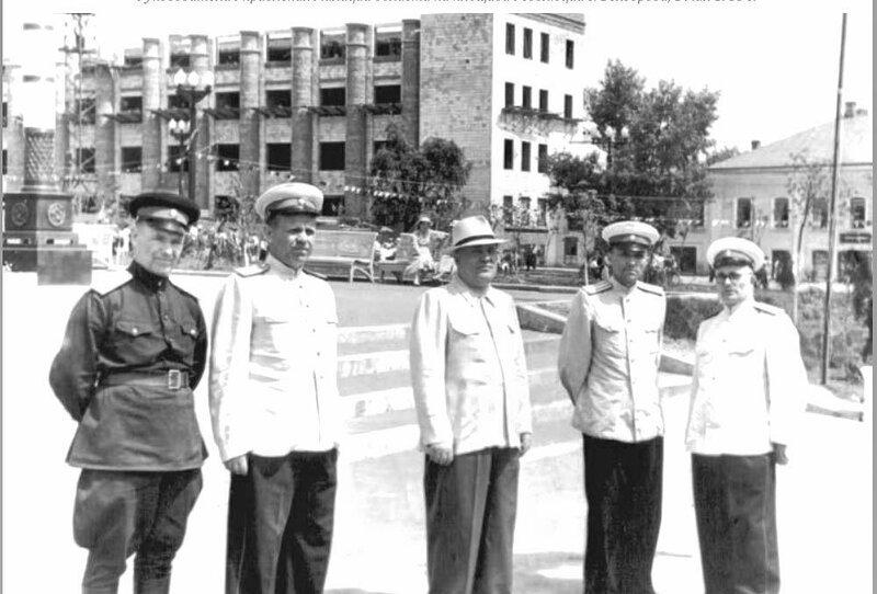 милиция-1-мая-1955