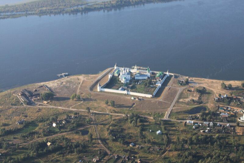 Макарьево-Желтоводский женский монастырь (действующий)
