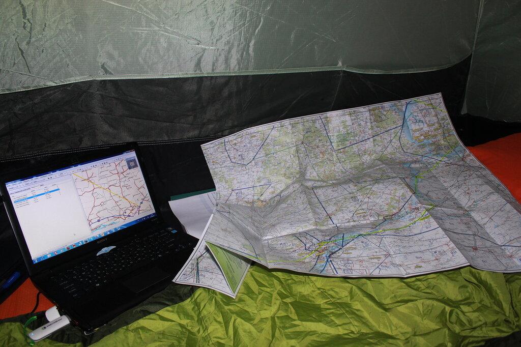Подготовка плана полёта