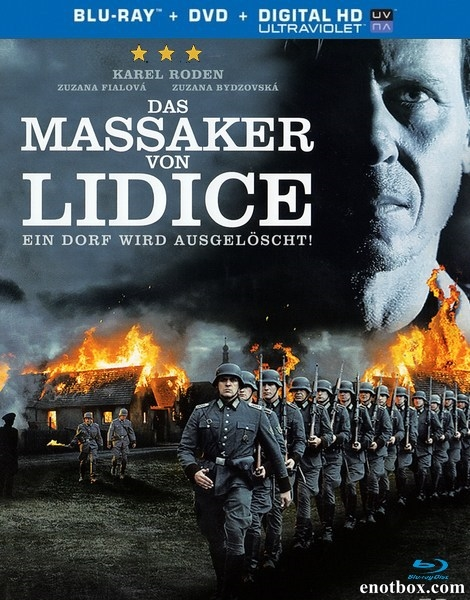 Лидице / Lidice (2011/BDRip/HDRip)