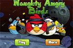 ����� ���� vs ���� ������ (Naughty Angry Birds)