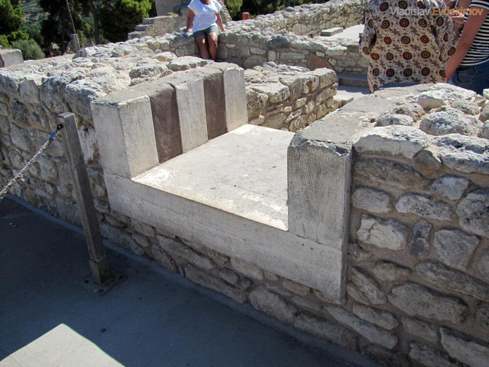 Имитация деревянных блоков