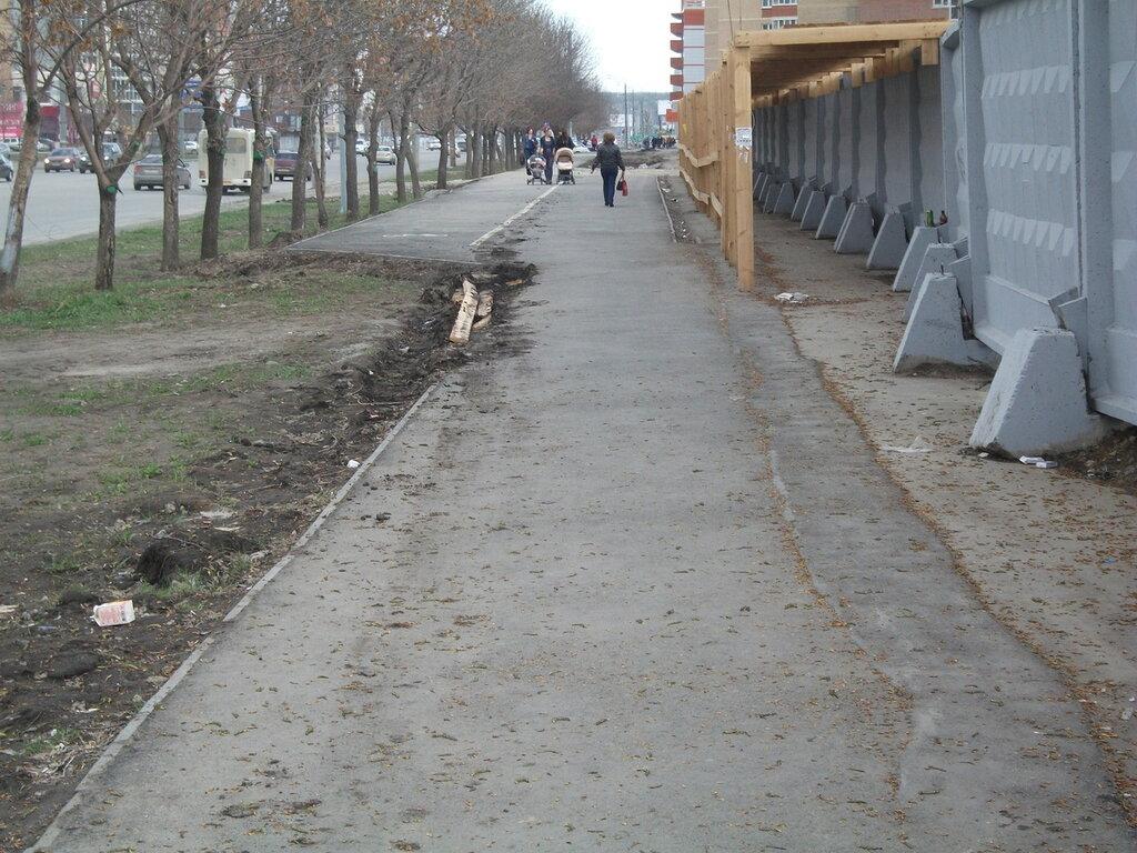 Велодорожка (250летЧелябинску-Победы) (03-05-2014)